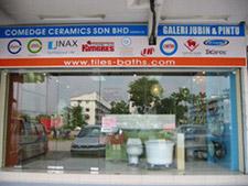 COMEDGE Malaysia Door Manufacturer Sanitary Ware
