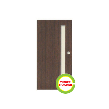 Laminated Art Door - Rosewood2