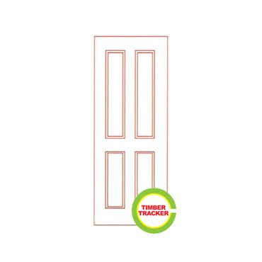 Modern Door – GV6