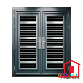 Security Door CT602