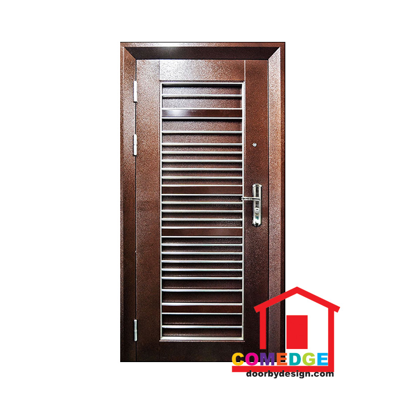 Security door ct603 malaysia door manufacturer doors for Solid wood door company