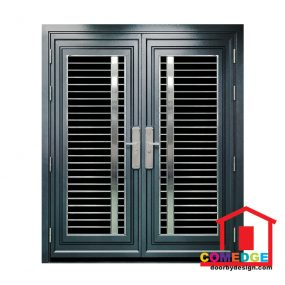 Security Door CT604