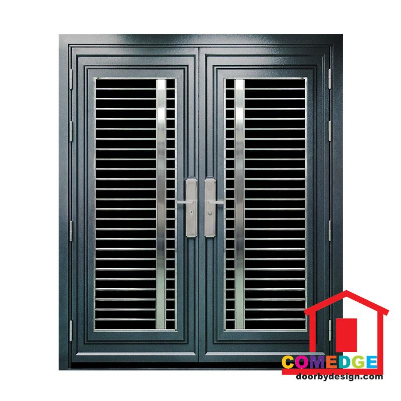Security door ct604 malaysia door manufacturer doors for Door design malaysia