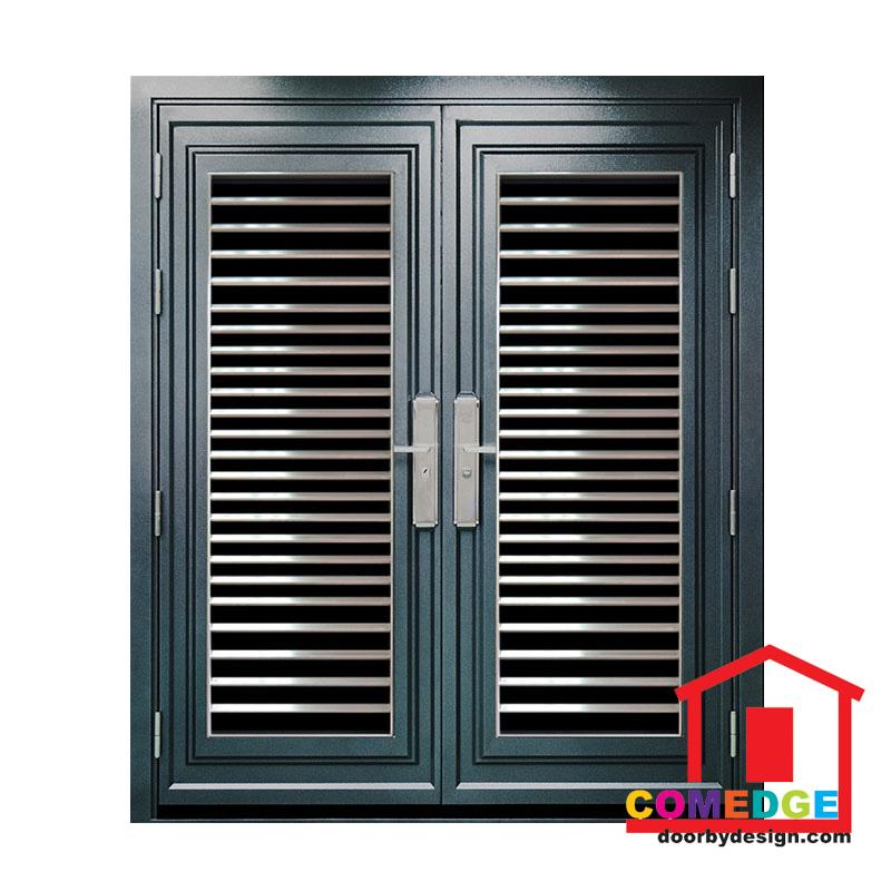 pioneer security door top detail metal product