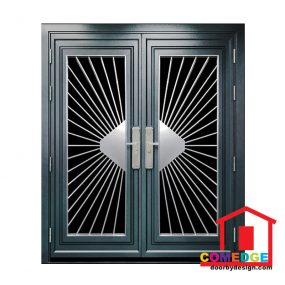 Security Door CT611