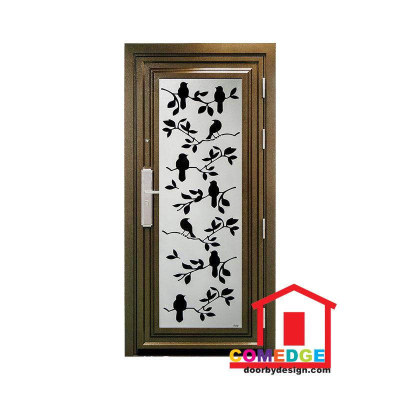 Security door ct eg302 malaysia door manufacturer for Solid wood door company