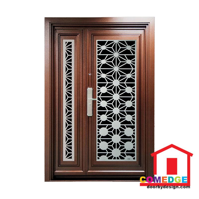 Security door ct eg303 malaysia door manufacturer for Door design malaysia