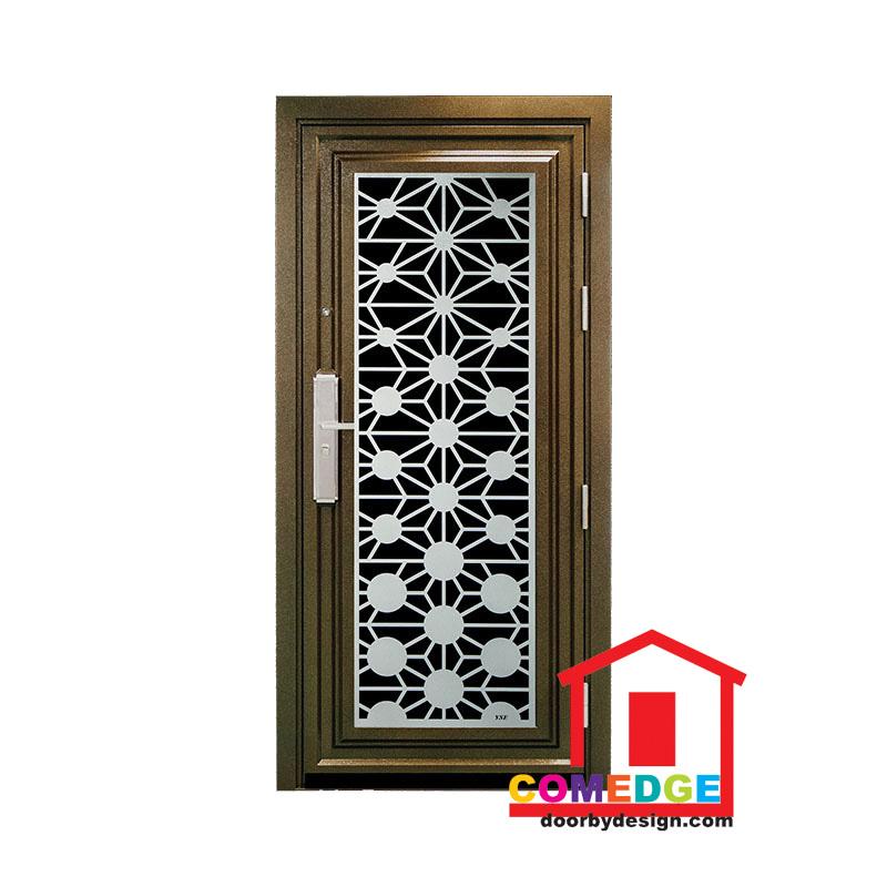 Security door ct eg303 malaysia door manufacturer for Solid wood door company