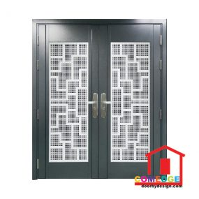 Security Door CT-Q802