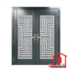 Security Door CT-Q803
