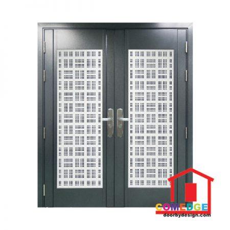 Security Door CT-Q804