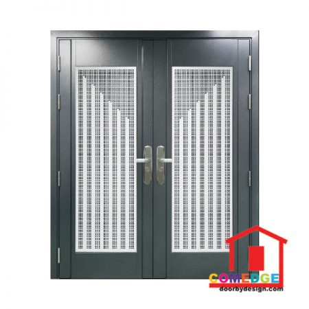 Security Door CT-Q806