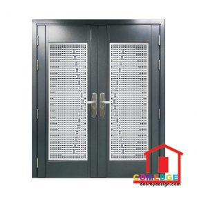 Security Door CT-Q808