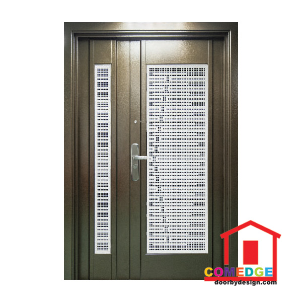 Security door ct q808 malaysia door manufacturer doors for Door design malaysia