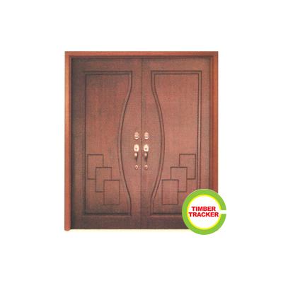 Solid Wood Door CT-A2
