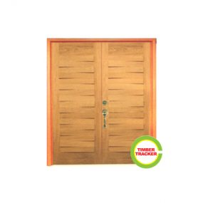 Solid Wood Door CT-A3