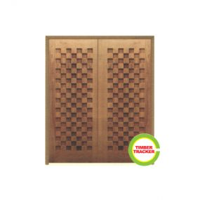 Solid Wood Door CT-A38