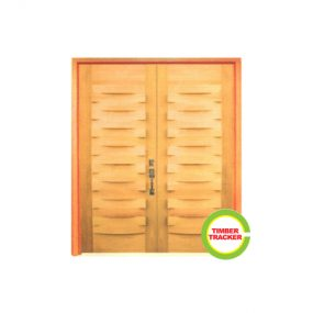 Solid Wood Door CT-A88