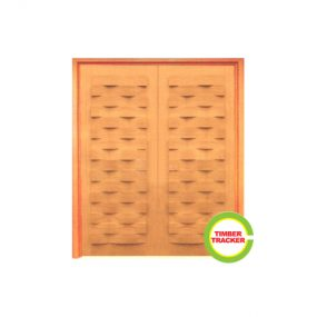 Solid Wood Door CT-A88A