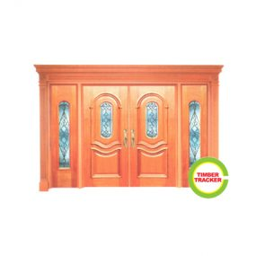 Solid Wood Door CT-C10