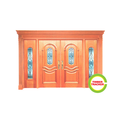 Solid Wood Door CT-C10