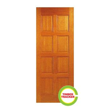 Solid Wood Door CT10