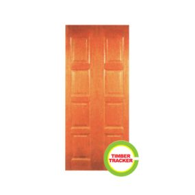 Solid Wood Door (Double Leaf) CT10L