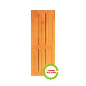 Solid Wood Door CT26
