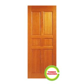 Solid Wood Door CT7