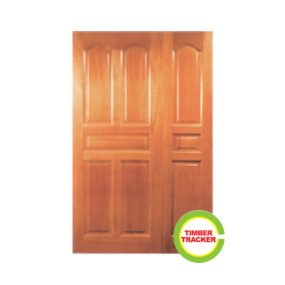 Solid Wood Door (Double Leaf) CT8LE