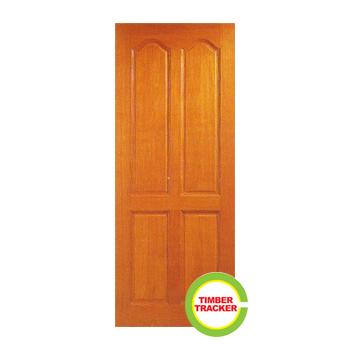 Solid Wood Door CTC6