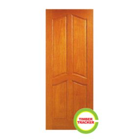 Solid Wood Door CTC8