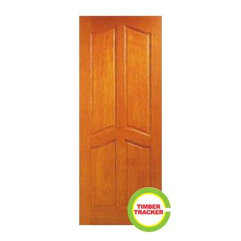 Solid Wood Door CTC8