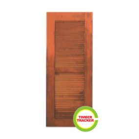 Solid Wood Door LOUVER