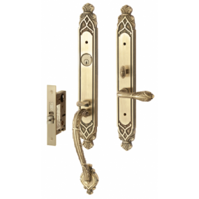 Mestre - American Mortise Handleset - 3404 POX - Exclusive Series Lever Handle