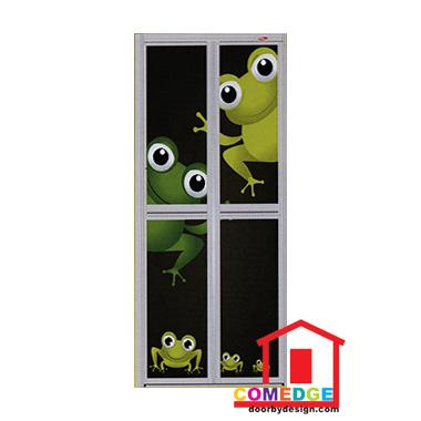 Bi-Fold Door – CT-V0565