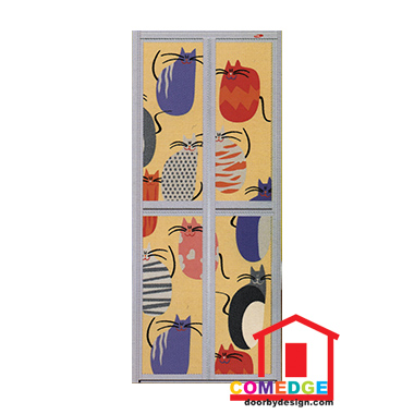 Bi-Fold Door – CT-V0569