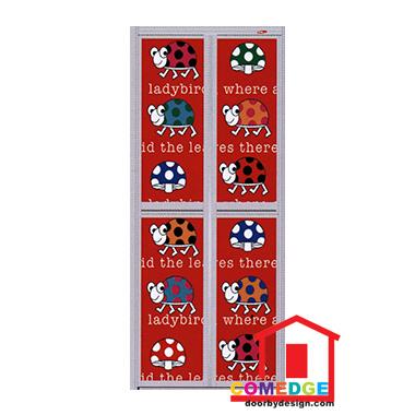 Bi-Fold Door – CT-V0572