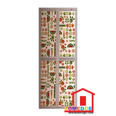 Bi-Fold Door – CT-V0573 - Malaysia Door Manufacturer | Doors ...