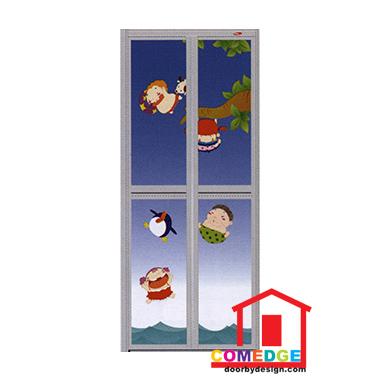 Bi-Fold Door – CT-V0683 - Malaysia Door Manufacturer | Doors ...