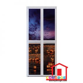Bi-Fold Door – CT-VBF332