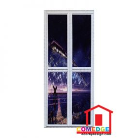 Bi-Fold Door – CT-VBF335