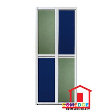 Bi-Fold Door – CT-VBF343 - Malaysia Door Manufacturer | Doors ...
