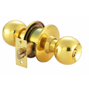 LocGuard - Cylindrical Knobset – GY100 - LG GY Series