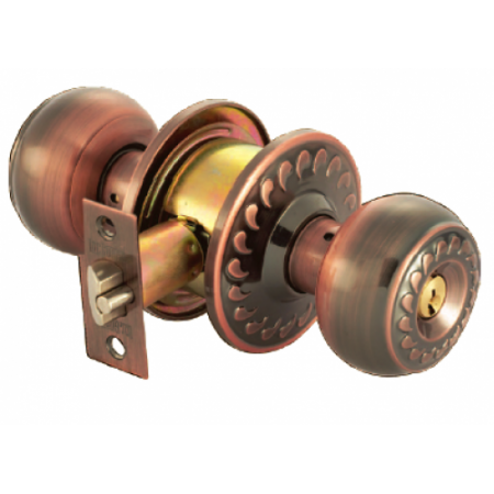 LocGuard - Cylindrical Knobset – GY200G - LG GY Series