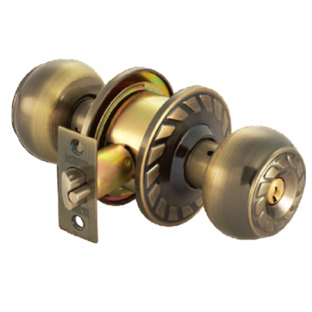 LocGuard - Cylindrical Knobset – GY200H - LG GY Series
