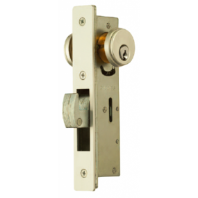 Estech ES Aluminium Narrow Mortise – HBMC31/28/AL