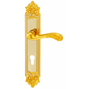 Mestre - Exclusive Series Lever Handle – 3860 ONB - Exclusive Series Lever Handle