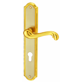 Iranzo Lever Handle  Lever Handle - 4038A G/N