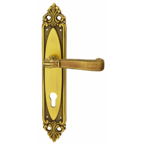 Iranzo Lever Handle  Lever Handle - 5165A B/A